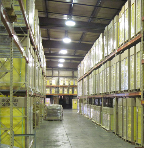 Warehoused Cabinets